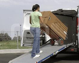 Аппарели для ручной погрузки в автотранспорт мототехники и оборудования
